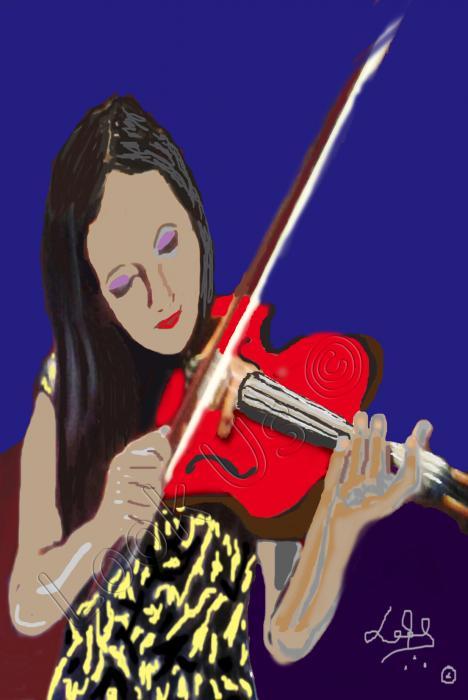Cours de violon ©
