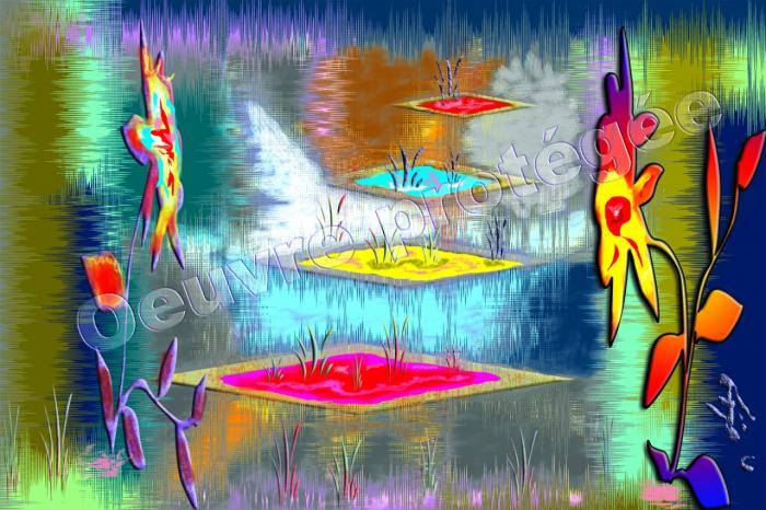 Les acorus